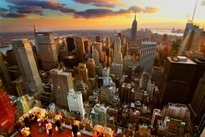 Theatre District, New York, New York
