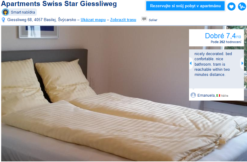 Swiss Star Giessliweg
