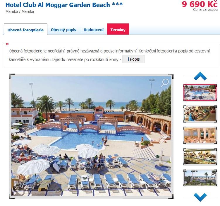 Maroko Club Al Moggar