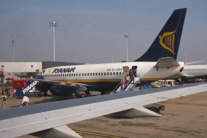 Vystupování z letadla