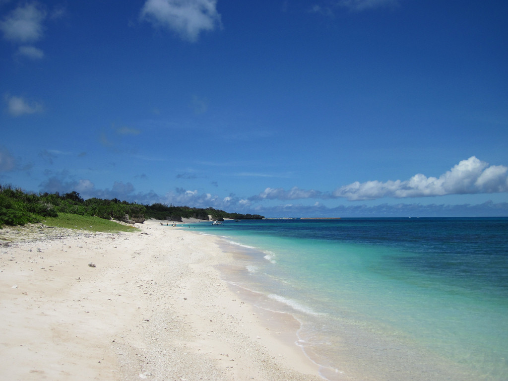 Panari beach, Okinawa