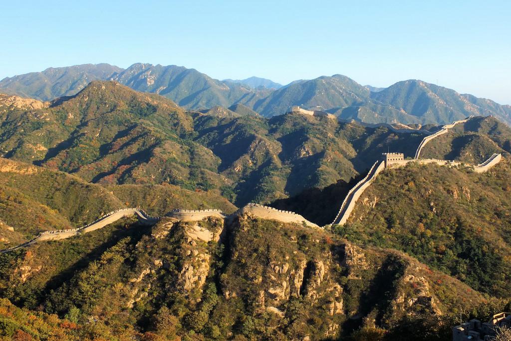 Čínská velká zeď